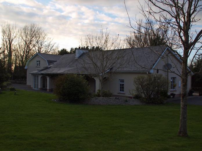 Original Homestead (Centre Section)