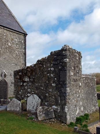 Larkin Chapel Ruins