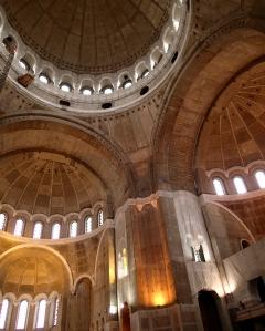 Inside St Sava