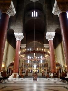 Inside St Mark's