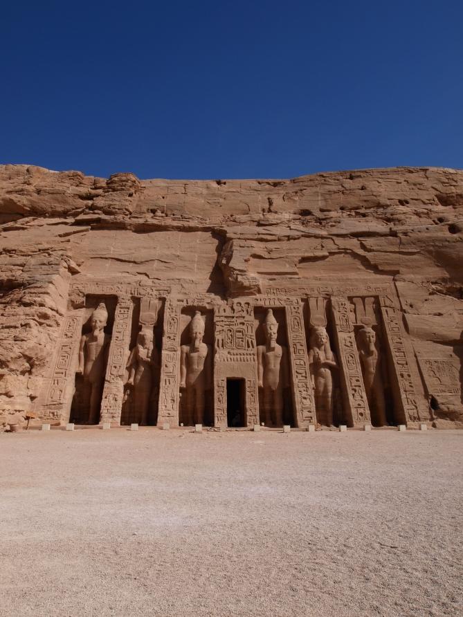 The Small Temple (for Nefertari)