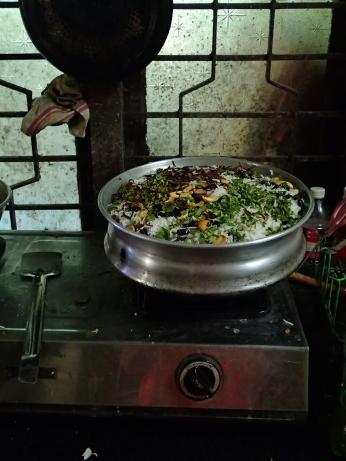 Chicken Biryani to serve 1000